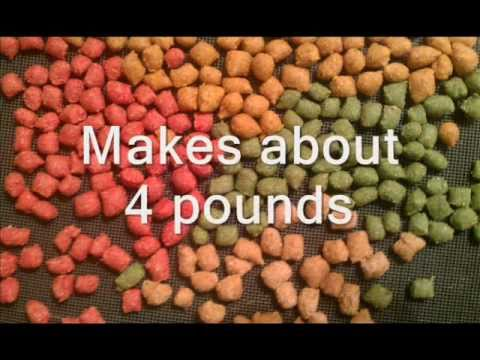 How to make dry cat food youtube how to make dry cat food forumfinder Choice Image