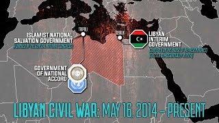 Войны в Ливии, Сирии, конфликт вокруг Катара. Кого поддерживают Россия и США? Русский перевод.