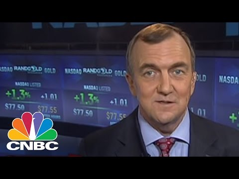 Randgold Resources CEO Mark Bristow | Mad Money | CNBC