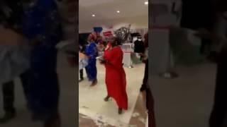 Африканская свадьба.