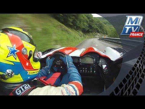 Championnat FFSA Montagne 2016 - Vuillafans - On Board