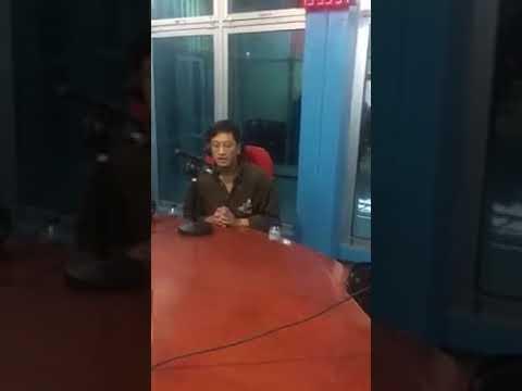 Abirama Terasa Nyaman Live di Pro 2 RRI Bukittinggi