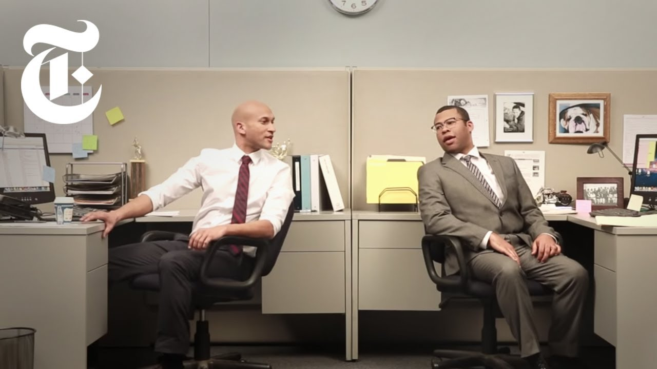 Key And Peele Can You Be Too Nice At The Office The