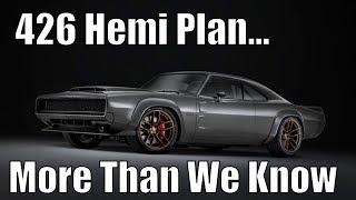 426 Hemi To Be *TEASED* Detroit Auto Show!?