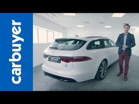 2018 Jaguar XF Sportbrake first look
