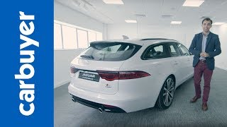 2018 Jaguar XF Sportbrake: first look
