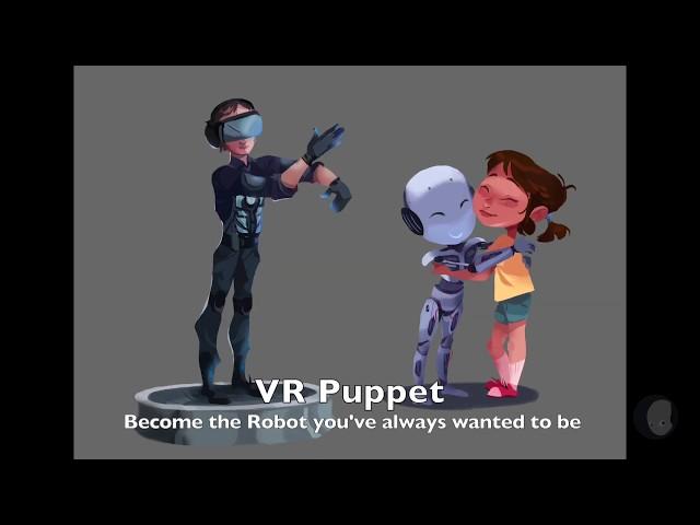VR Puppet I Roboy Finals SS19