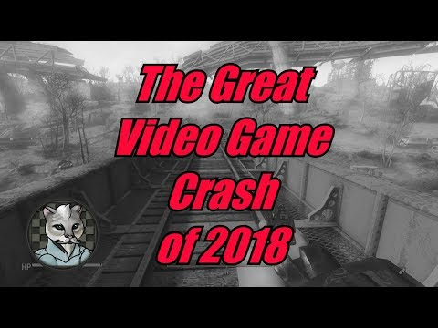 The Great Video Game Crash of 2018: Microtransactions
