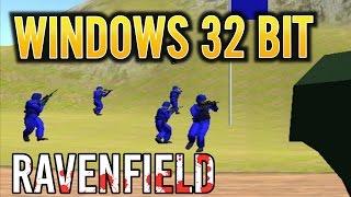Ravenfield 32-bit Windows Version 100% Working Fix Solved 64bit Error