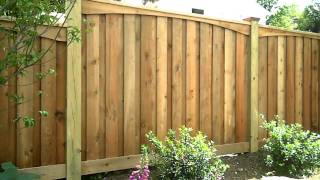 Ace Deck & Fence, Llc Custom Cedar Fence