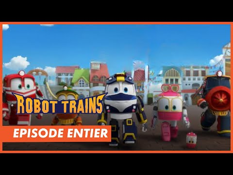 Robot trains dessin anim entier piwi episode 1 l 39 aventure commence youtube - Train dessin anime chuggington ...
