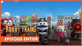 ROBOT TRAINS (dessin animé entier - Piwi+) - Episode 1 : L'aventure commence
