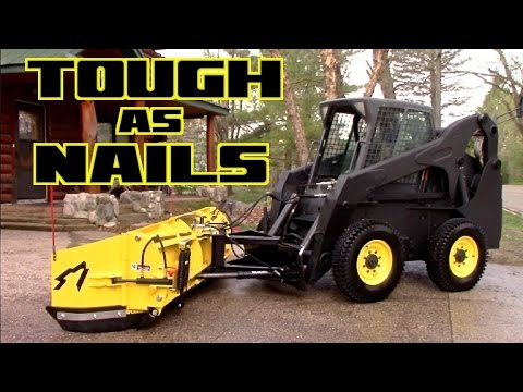 Rhino Lining Cost >> Rhino Lining Or Paint - How Far can you take it? Skid steers, Farm equipment, landscaping? - YouTube
