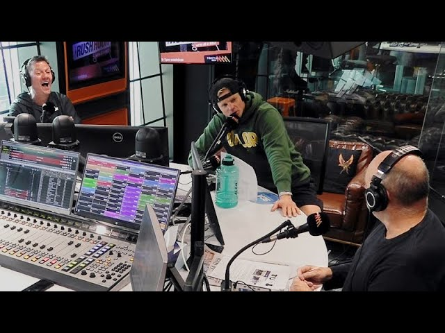 Nick Riewoldt Gives Billy Some Feedback, St Kilda's Form, Seaford + More | Rush Hour with JB & Billy