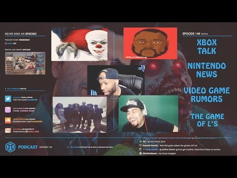 GMG SHOW EP. 149 - THE GAME OF L'S, DESTINY 2, ZELDA BREATH OF THE WILD ON PC (GMG PODCAST)