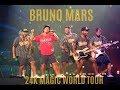 Bruno Mars: 24k Magic World Tour Recap   Oakland