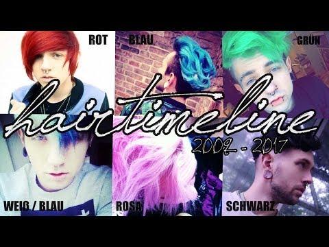 HAIRTIMELINE  - Bilder  ♥   Max Amphetamine