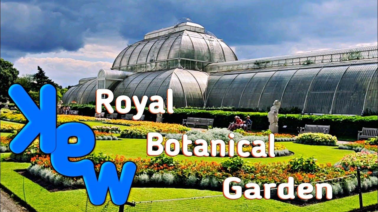 Download Royal Botanical Gardens | Kew Gardens Tour| Uk Exploring | Part 3