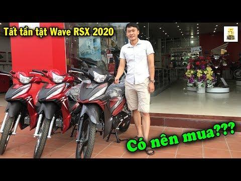 Có Nên Mua Wave RSX 110 FI 2020 Không? ▶️ Giá Xe Wave RSX 110 FI 2020 Tháng 10/2019 🔴 TOP 5 ĐAM MÊ