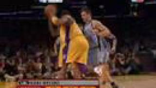 NBA L.A. Lakers Season Preview 2007/08