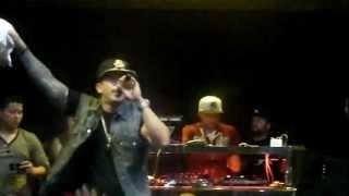 De La Ghetto - Jala Gatillo Feat Alex Kyza Live @ Belasco 7-22-12