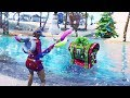 SNOW MAP coming to Fortnite..