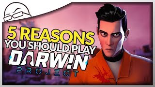 5 reasons you should play Darwin Project instead of Fortnite or PUBG