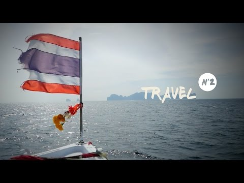 New Year's Eve - Phi Phi Island - Travel n'2   Vlog   Ep. 11