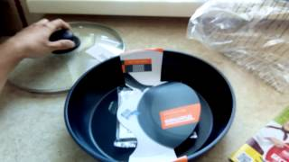 Обзор сковороды Thomas
