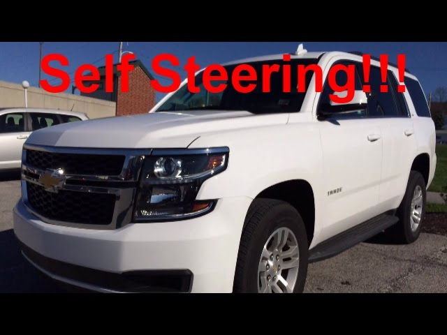 Lane Keep Assist Review - 2016 Chevy Tahoe