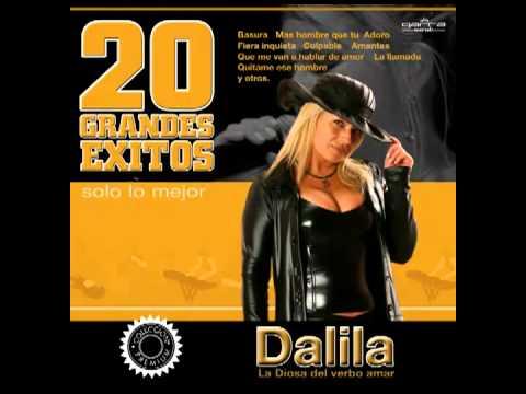Dalila -   Me Va A Extrañar