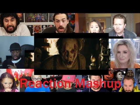It Chapter 2 Final Trailer REACTIONS MASHUP