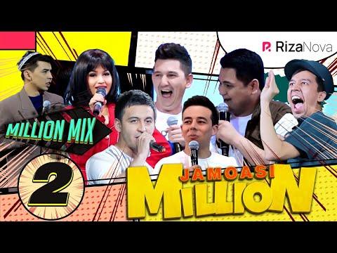 MILLION JAMOASI KULGU MIX 2-QISM