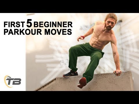 First 5 Beginner Parkour Moves How To Get Started In Parkour Ask The Tapps