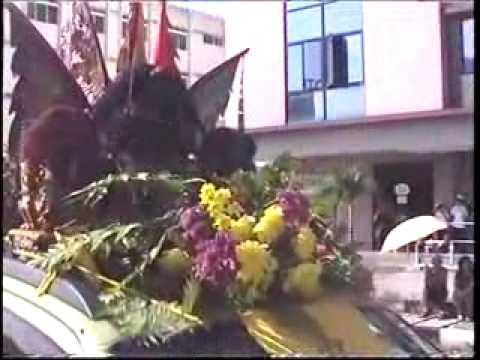 Kampar Perak ,1 Hoong Chan Estate 九皇大帝茅山仙师庙 Celebrate In Ipoh 2008 (Part2)