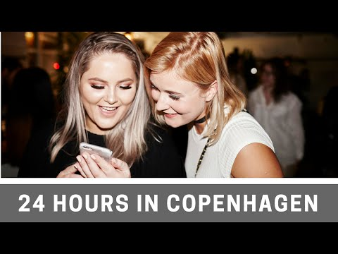 24 HOURS IN COPENHAGEN WITH MAYBELLINE + MAKE UP HAUL I KAJA-MARIE
