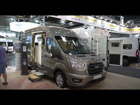 Karmann 2021 Dexter 560 4x4 2021. Ford Transit Allrad 2021. Wohnmobile 2021 mit Allradantrieb.