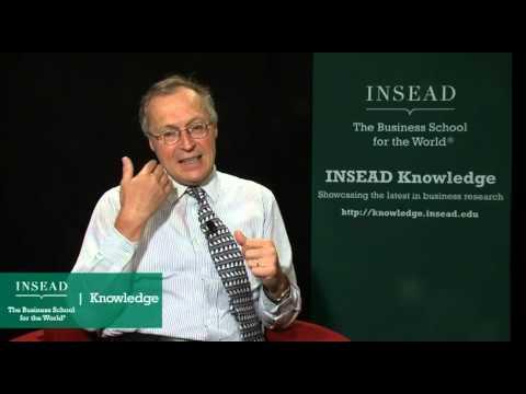 INSEAD Professor Jean Dermine on corporate governance of banks