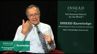 INSEAD Professor Jean Dermine on corporate governance of banks