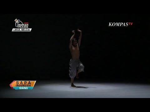 Tari Kontemporer di Ajang Europalia Indonesia Art Festival