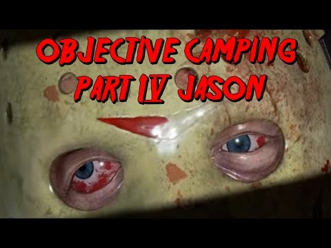 Friday the 13th: The Game | OBJECTIVE CAMPING Part 4 Jason - The Jarvis Residence Map