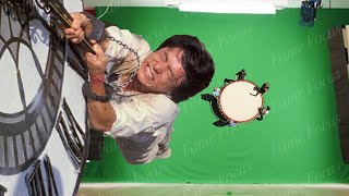 10 Times Jackie Chan ALMOST DIED Doing His Own Stunts!