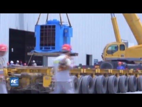Unidad nuclear núm  1 de FangChengGang se pone en operación