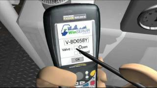 WinSERVIR  data collection for preventive maintenance