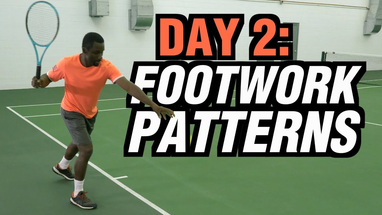 5 Days To A Killer Tennis Forehand - Day 2: Footwork Patterns