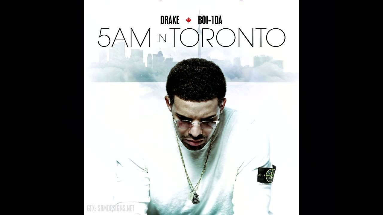 5 Am In Toronto Official Instrumental Dope