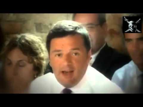 The Song of italian prime minister Matteo Renzi