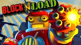 Block N Load!  (Sidearm