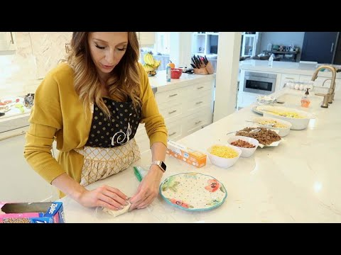 Watch Self-Proclaimed Frugal Queen Jordan Page Make  An Entire Month's Worth Of Breakfast In ONE …