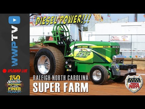 NTPA SUPER FARM from Raleigh October 14 2017 NC State Fair